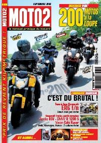 La couverture de MOTO2 de septembre 2006 : dans les kiosques actuellement