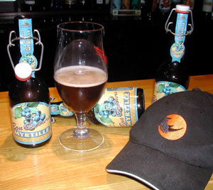 Améliorez votre vision nocturne avec la bière aux myrthilles