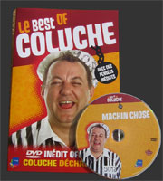 le best of Coluche