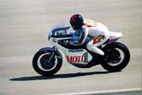 Le record du monde de vitesse de Coluche
